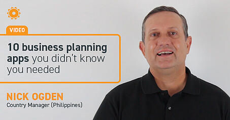 [Video] 10 business planning apps you didn't know you needed