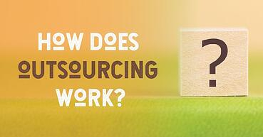 How does business process outsourcing work?