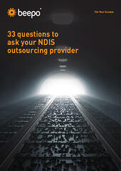 Ask Your NDIS Outsourcing Provider