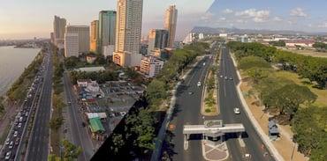 Manila vs Clark