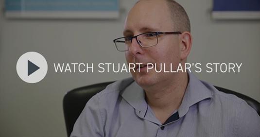 Watch Stuart Pullar's Story