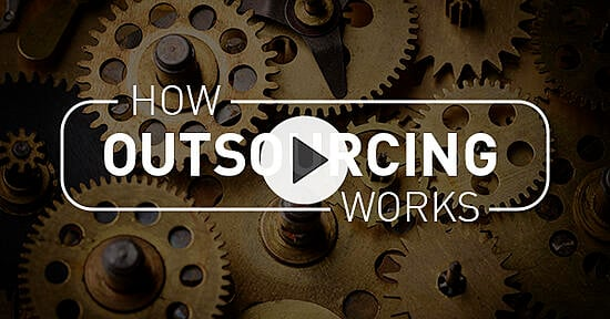How Outsourcing Works