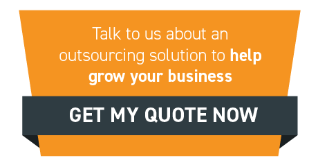 Beepo outsourcing get a free quote button