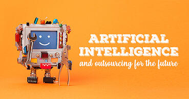 Artificial Intelligence and outsourcing for the future