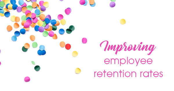 Improving employee retention rates
