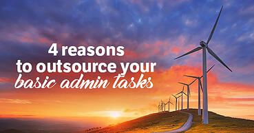 4 reasons to outsource your basic admin work