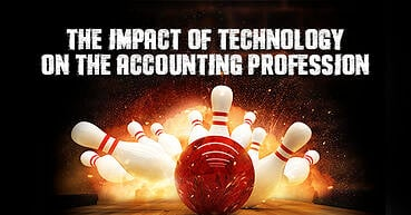 The impact of technology on the accounting profession