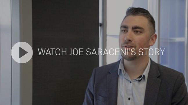 Joe saraceni's story video thumbnail