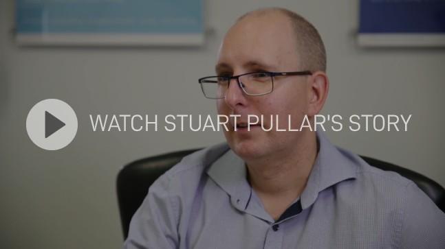 Stuart pullar's story video thumbnail