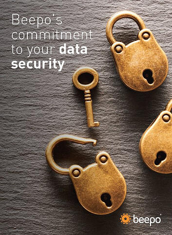Beepo's Commitment to your Data Security resource ebook cover