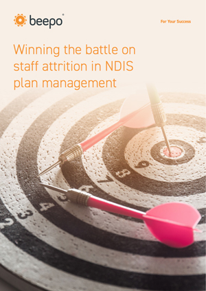 Winning the battle on staff attribtion in NDIS plan management
