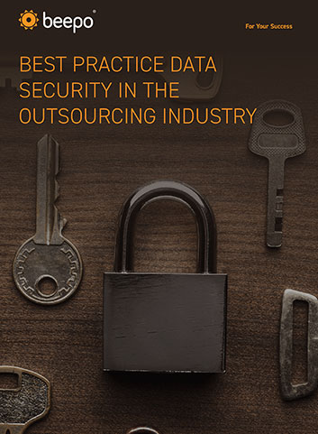 Best practice data security in the outsourcing industry