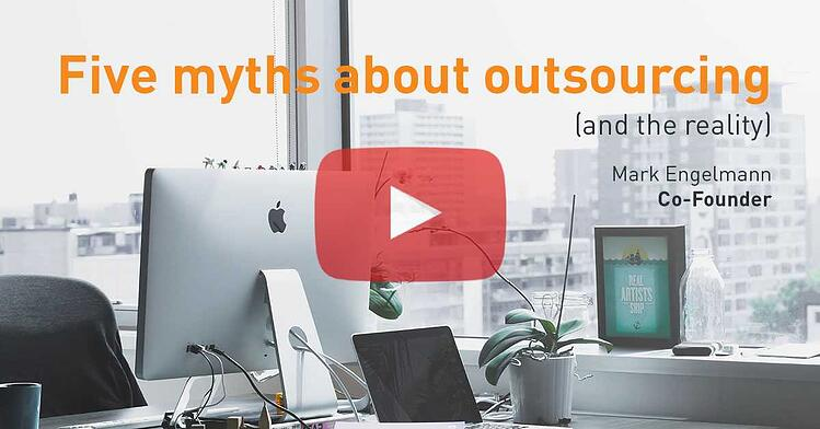 5 myths about outsourcing webinar