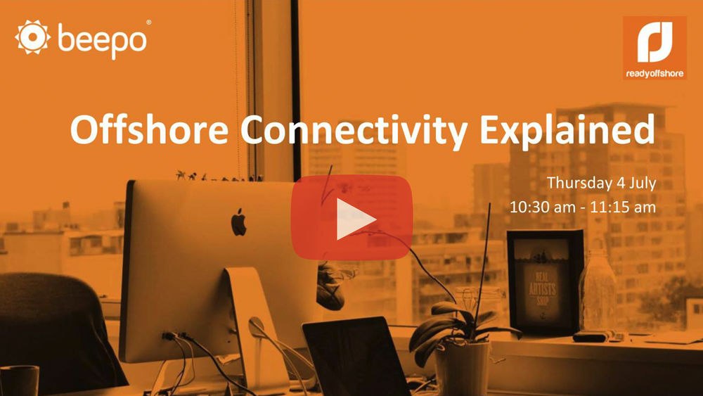 Offshore Connectivity Explained - July 4, 2019