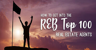How to get into the REB Top 100 Real Estate Agents