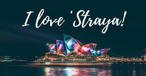 I love 'Straya!