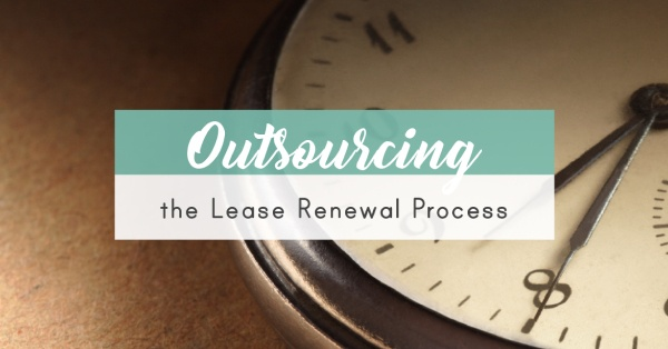 Outsourcing the Lease Renewal Process(1)-1