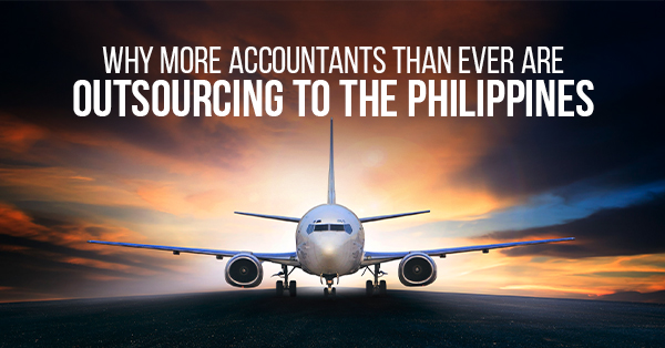 why more accountants outsource in the philippines