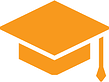 University educated staff and trained specialists in Beepo icon.