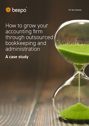 How to grow your accounting firm through outsourced bookkeeping & administration: a case study