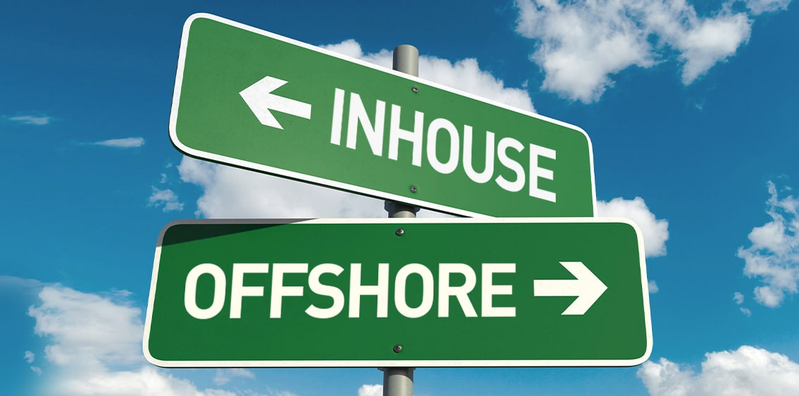 Inhouse or offshore: outsourced loan processing guide