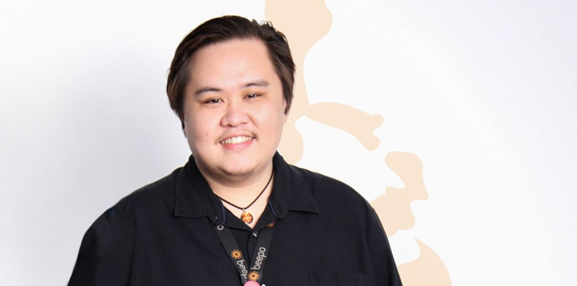 meet gino marketing team leader in the philippines