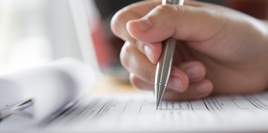 Property management: outsourcing the tenancy application process