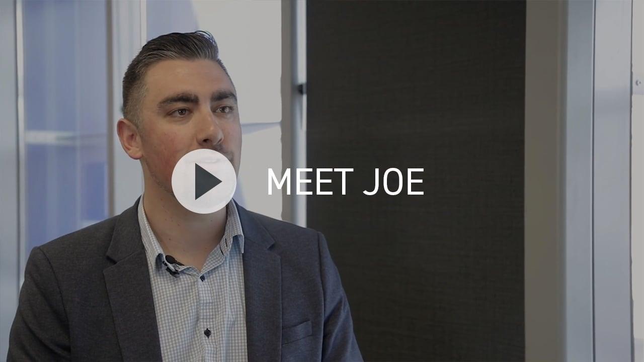 Meet Joe Saraceni - Associate Director
