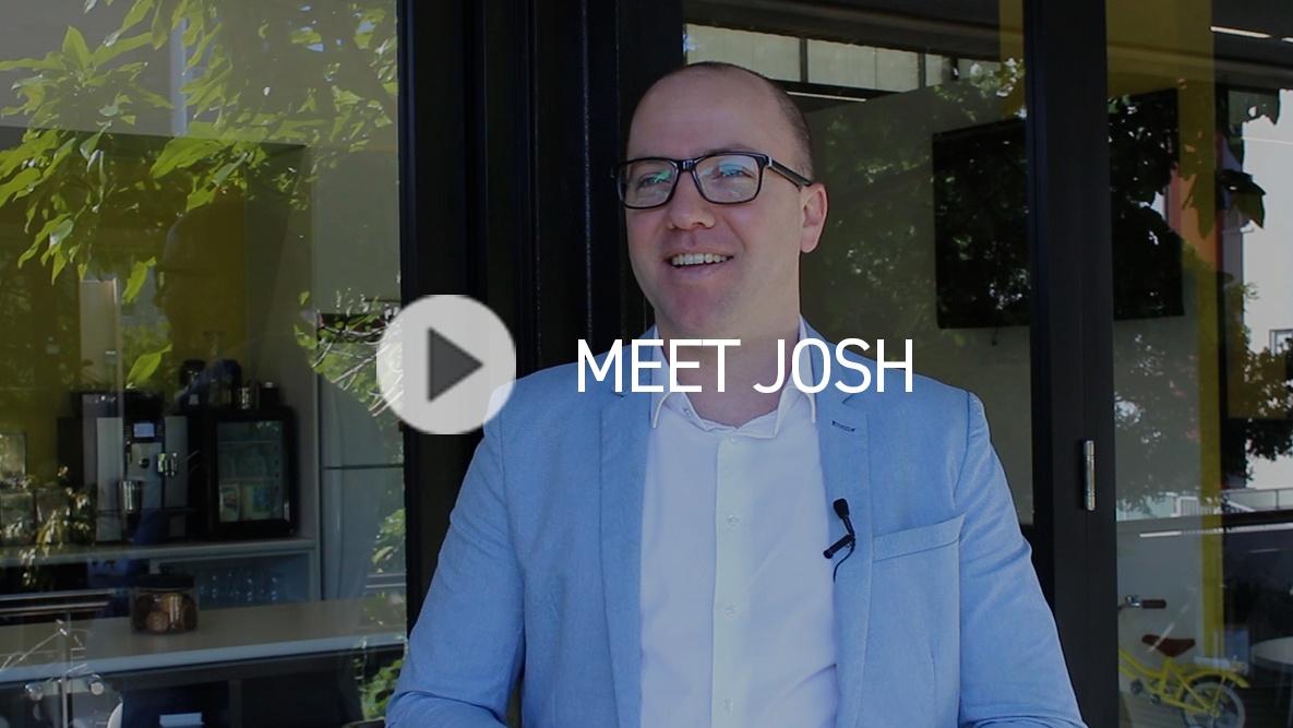 Meet JOSH COBB - Stepps