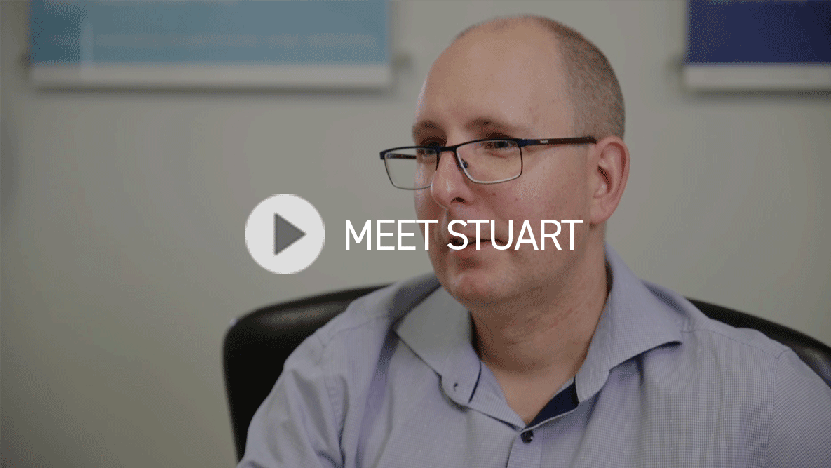Testimonial - Stuart Pullar