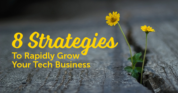 8 Strategies To Rapidly Grow Your Tech Business_thumbnail_final (1)