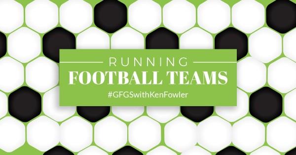 Running Football Teams