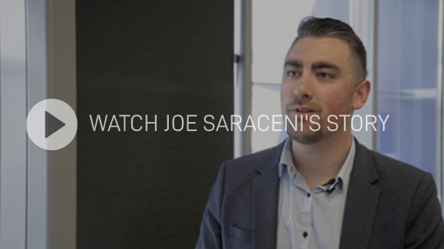Joe saraceni's story video thumbnail