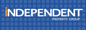 Beepo customer Independent Property Group logo.