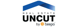 Beepo partner Real Estate Uncut by Beepo logo.
