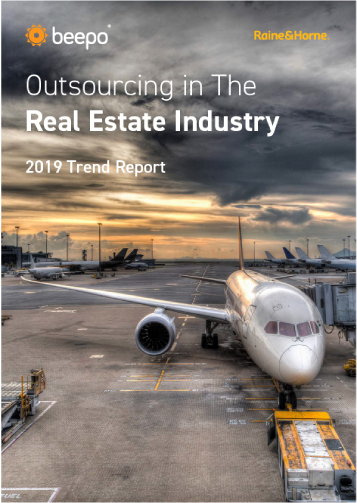 2019 Outsourcing in The Real Estate Trend Report Industry_Raine and Horne