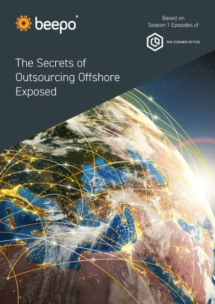 The Secrets of Outsourcing Offshore Exposed eBook resource cover small Beepo