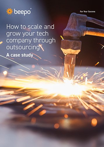 How-to-scale-and-grow-your-tech-company-through-outsourcing---A-case-study_cover