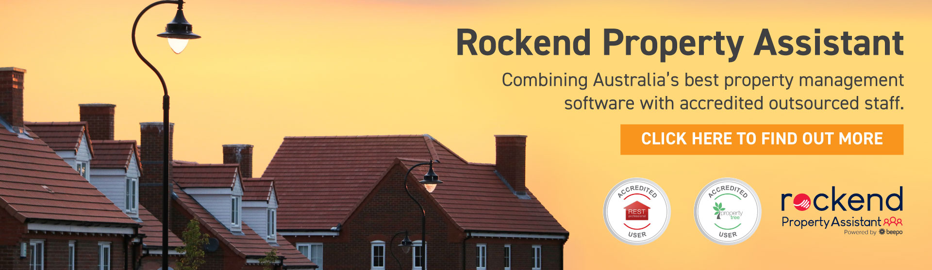 Rockend Property Assistant