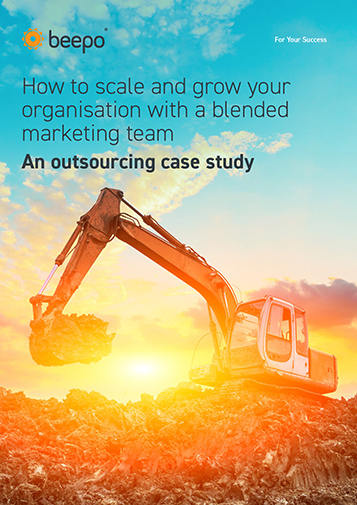 How to scale and grow your organisation with a blended marketing team: an outsourcing case study​