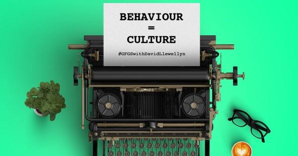 Behaviour = Culture