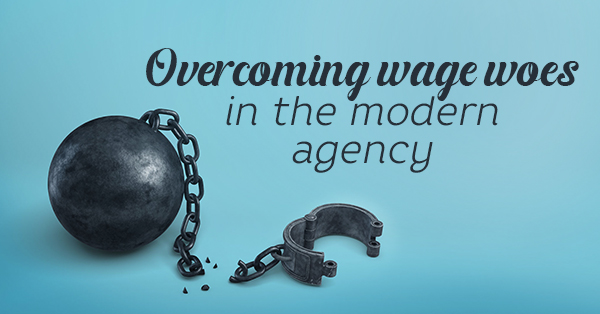 Overcoming wage woes