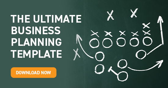 The Ultimate Business Planning Template