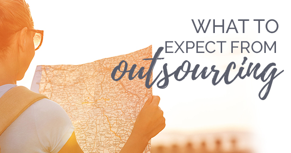 What to expect from outsourcing
