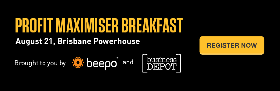 Profit Maximiser Breakfast Register Now